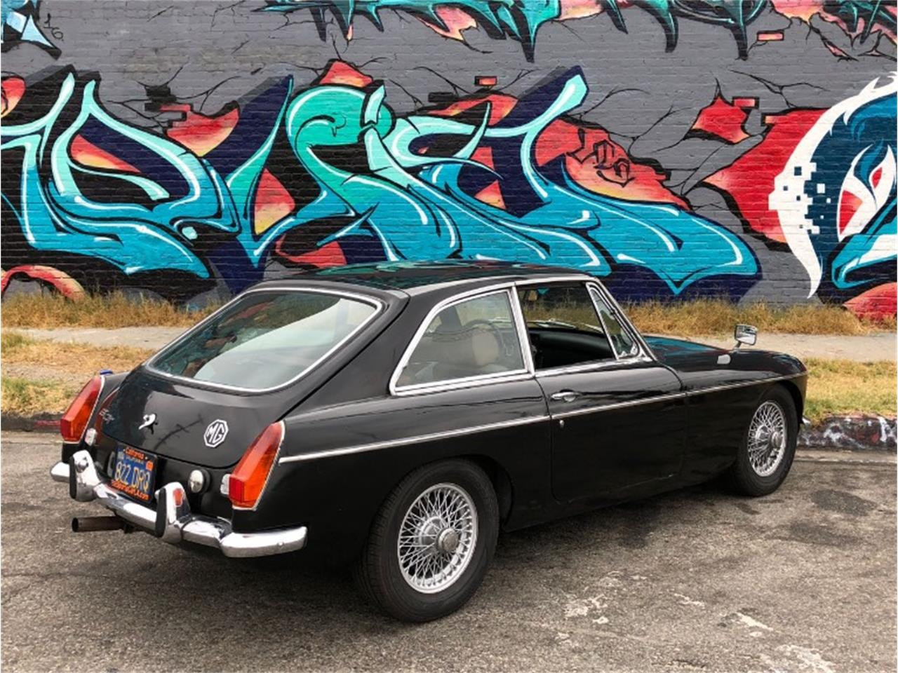 1971 MG MGB for sale in Los Angeles, CA – photo 8