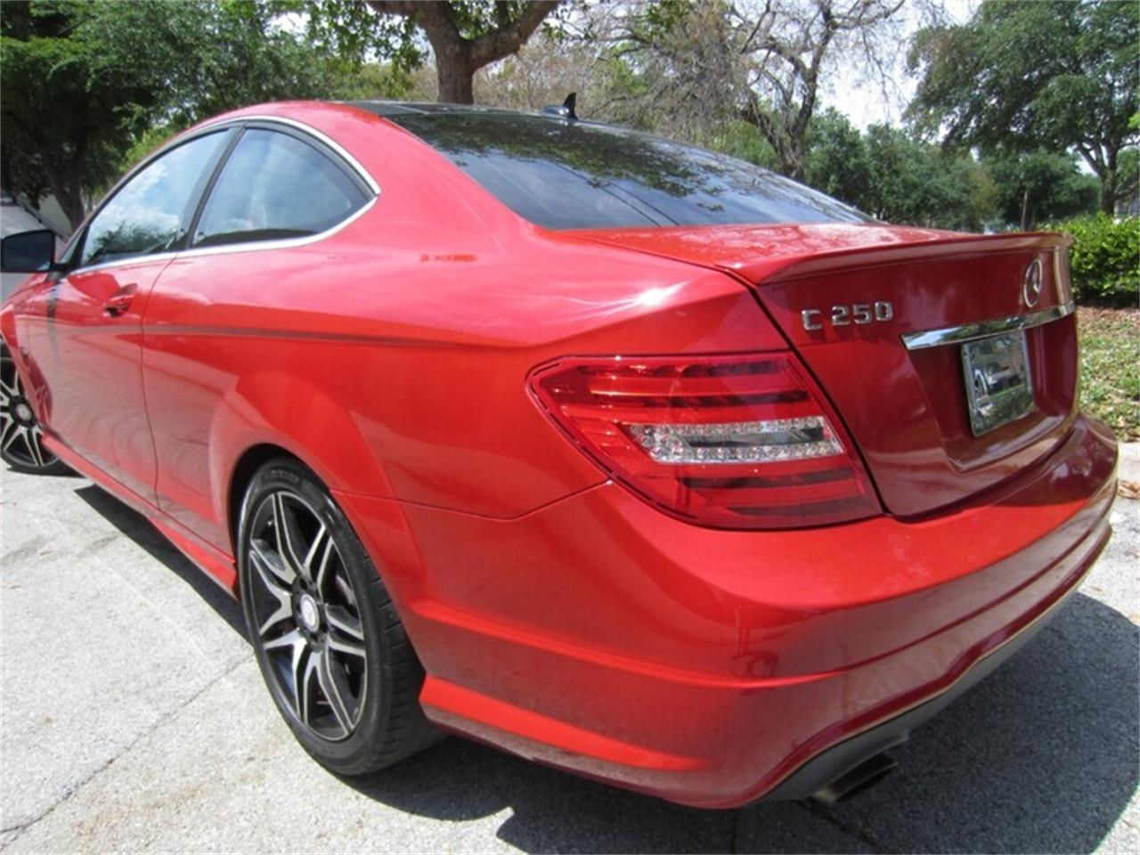 2013 Mercedes-Benz C250 for sale in Delray Beach, FL – photo 12