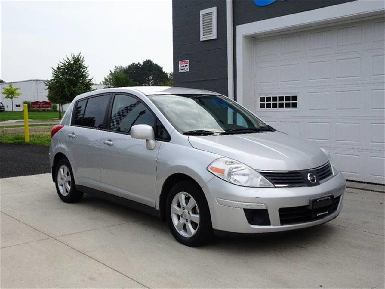2007 Nissan Versa for sale in Hilton, NY