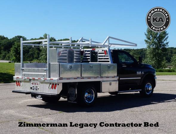 2018 Ford F550 XL - 9ft Flatbed - 4WD 6.7L V8 Utility Dump Box Truck... for sale in Dassel, MT – photo 21