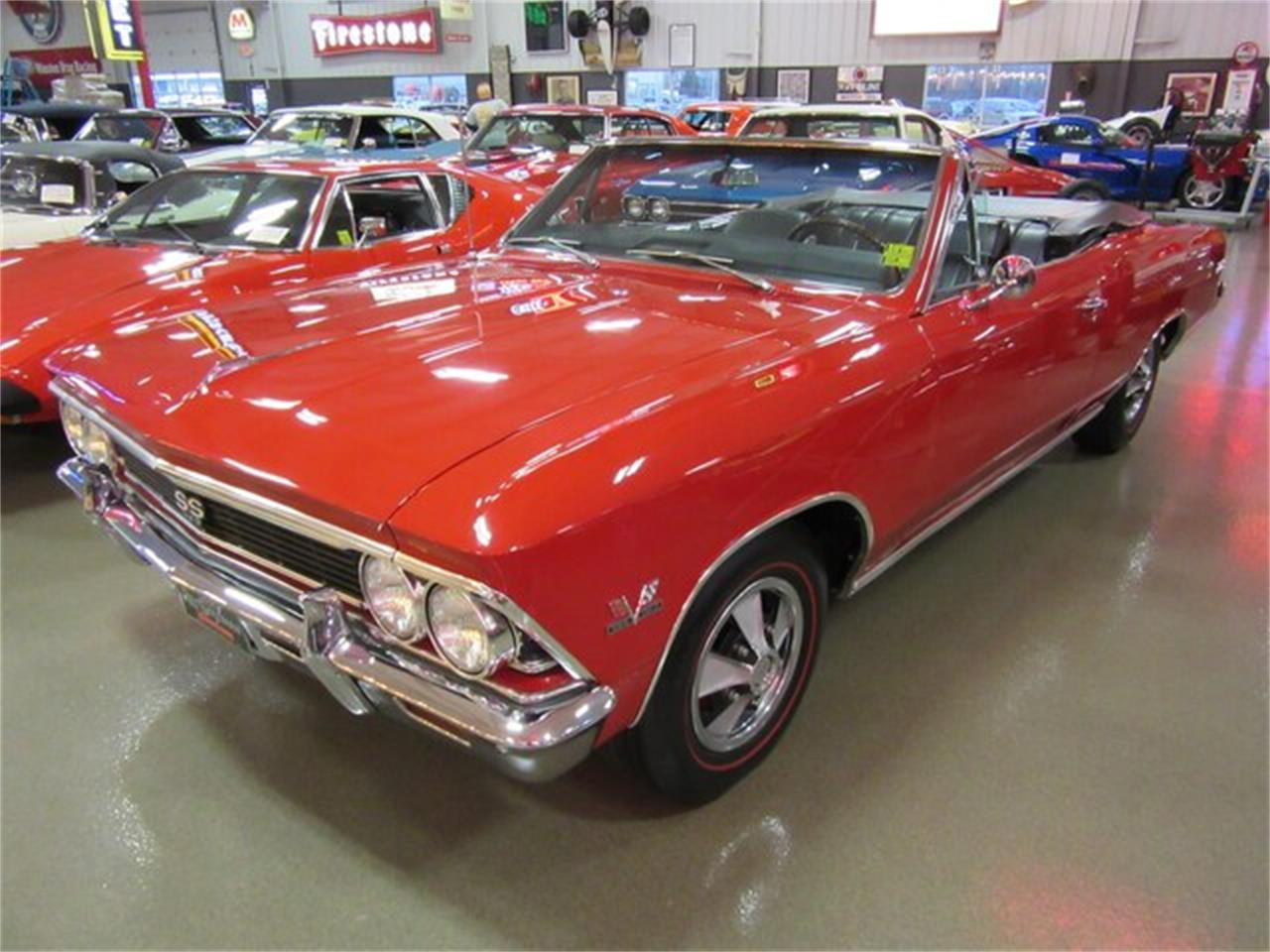 1966 Chevrolet Chevelle Malibu SS for sale in Greenwood, IN – photo 10