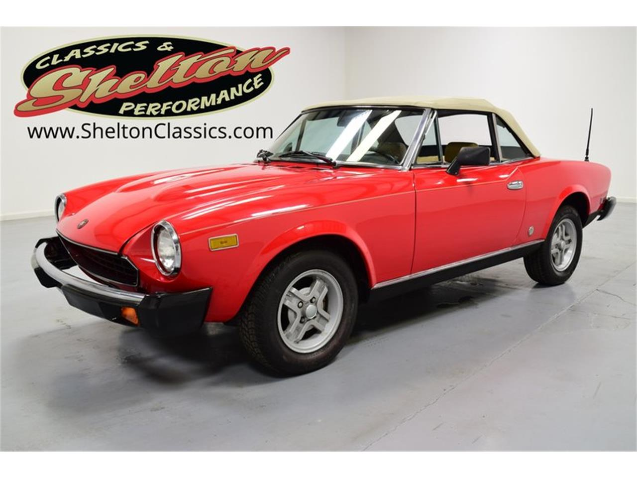 1980 Fiat Spider for sale in Mooresville, NC