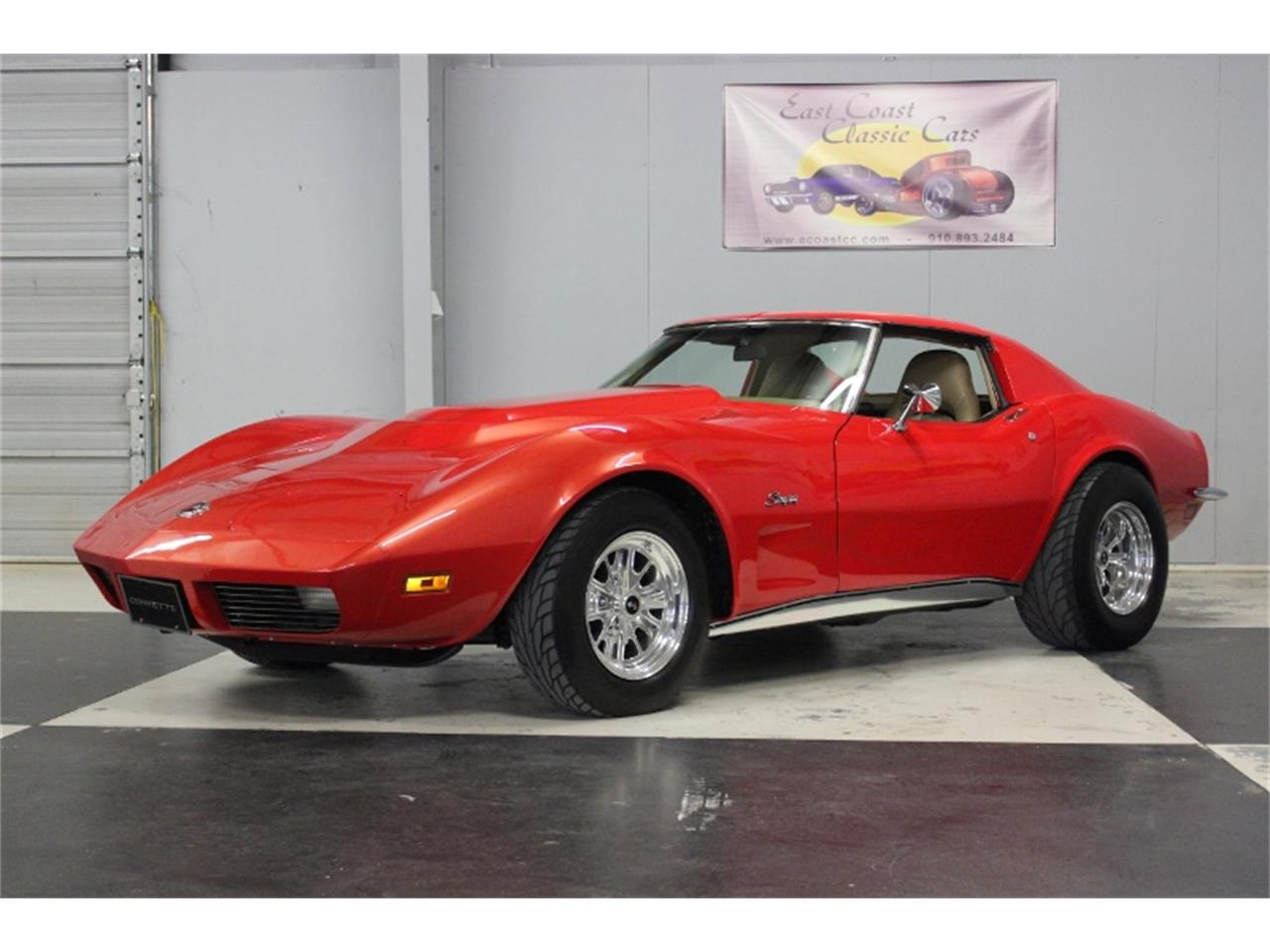 1973 Chevrolet Corvette for sale in Lillington, NC – photo 46