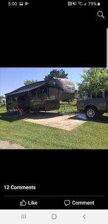 2014 F250 4x4 6.7L and 2013 Jayco Eagle 351RLTS for sale in Starkville, MS – photo 17