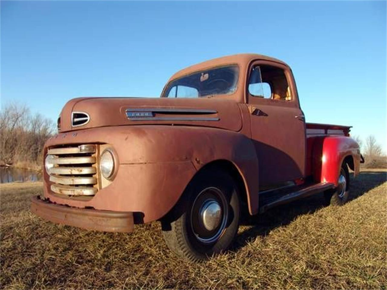 1949 Ford F1 for sale in Cadillac, MI – photo 19