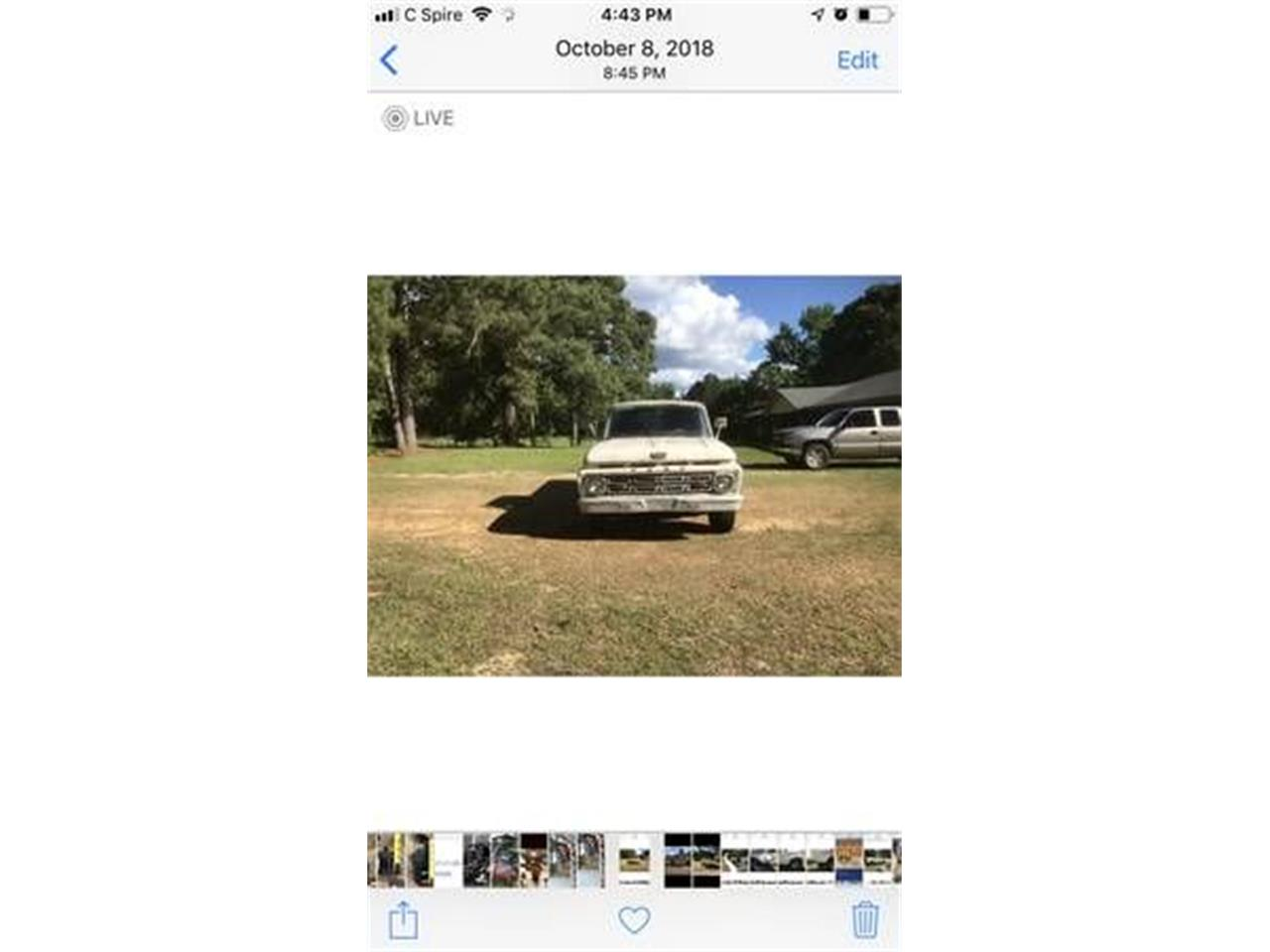 1962 Ford F100 for sale in Cadillac, MI – photo 6