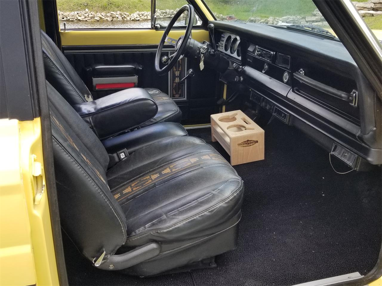 1979 Jeep Cherokee Chief for sale in Kerrville, TX – photo 19