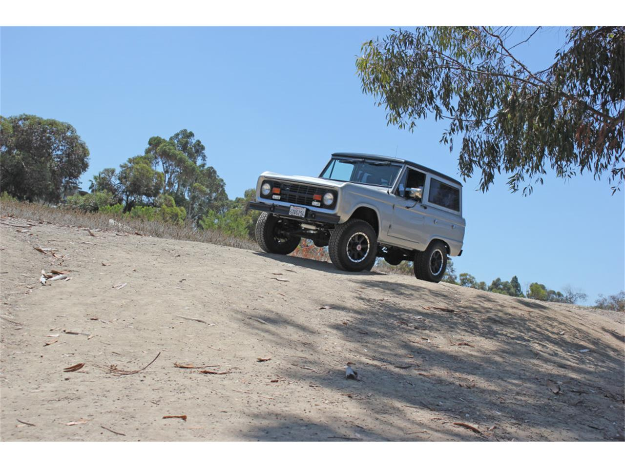 1969 Ford Bronco for sale in San Diego, CA – photo 76