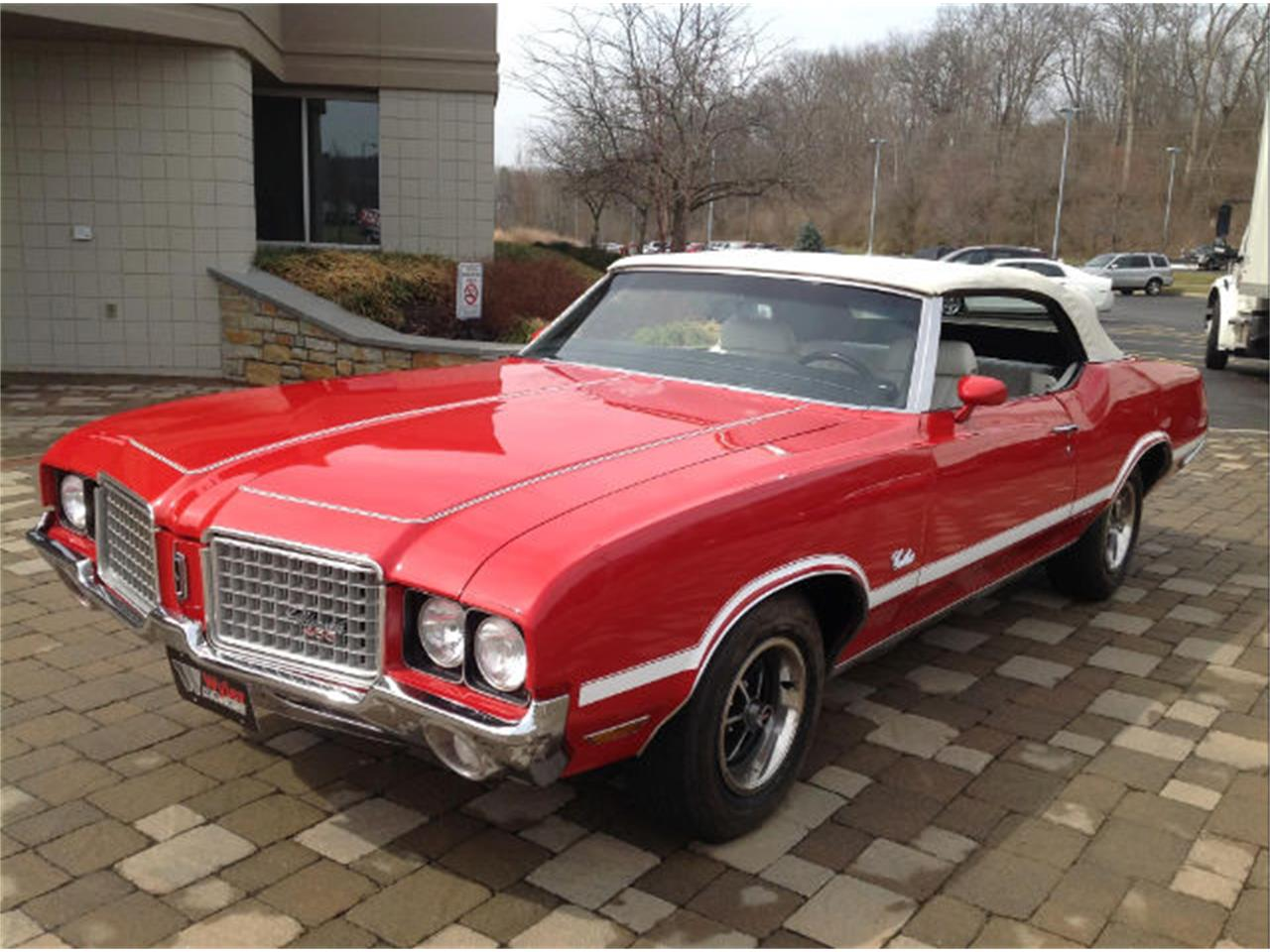 1972 Oldsmobile Cutlass for sale in Milford, OH – photo 3