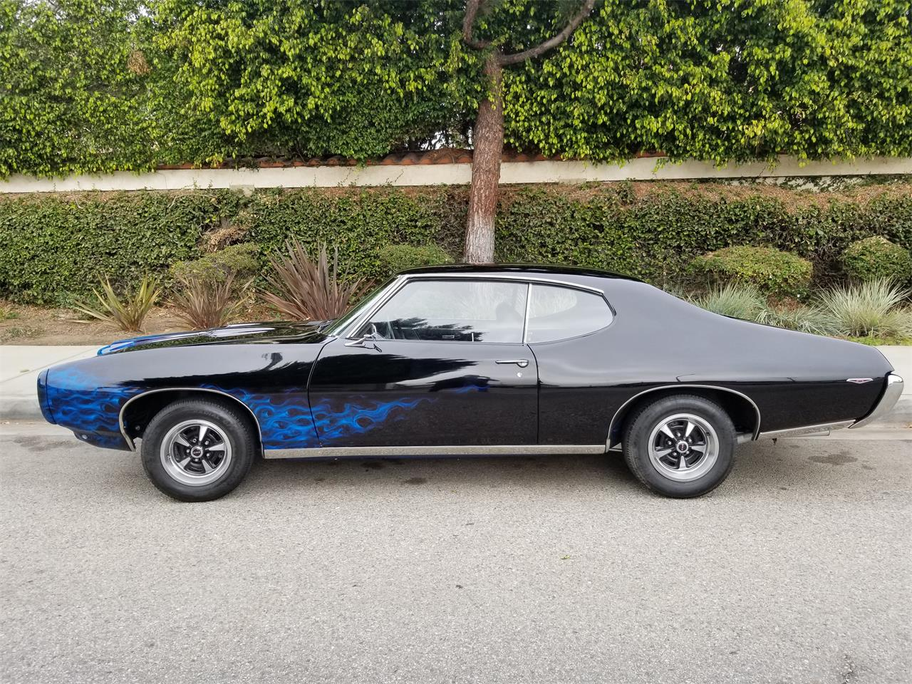 1969 Pontiac GTO for sale in Los Angeles, CA