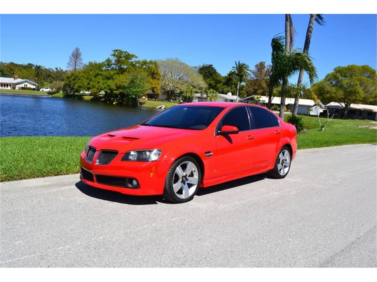 2009 Pontiac G8 for sale in Clearwater, FL