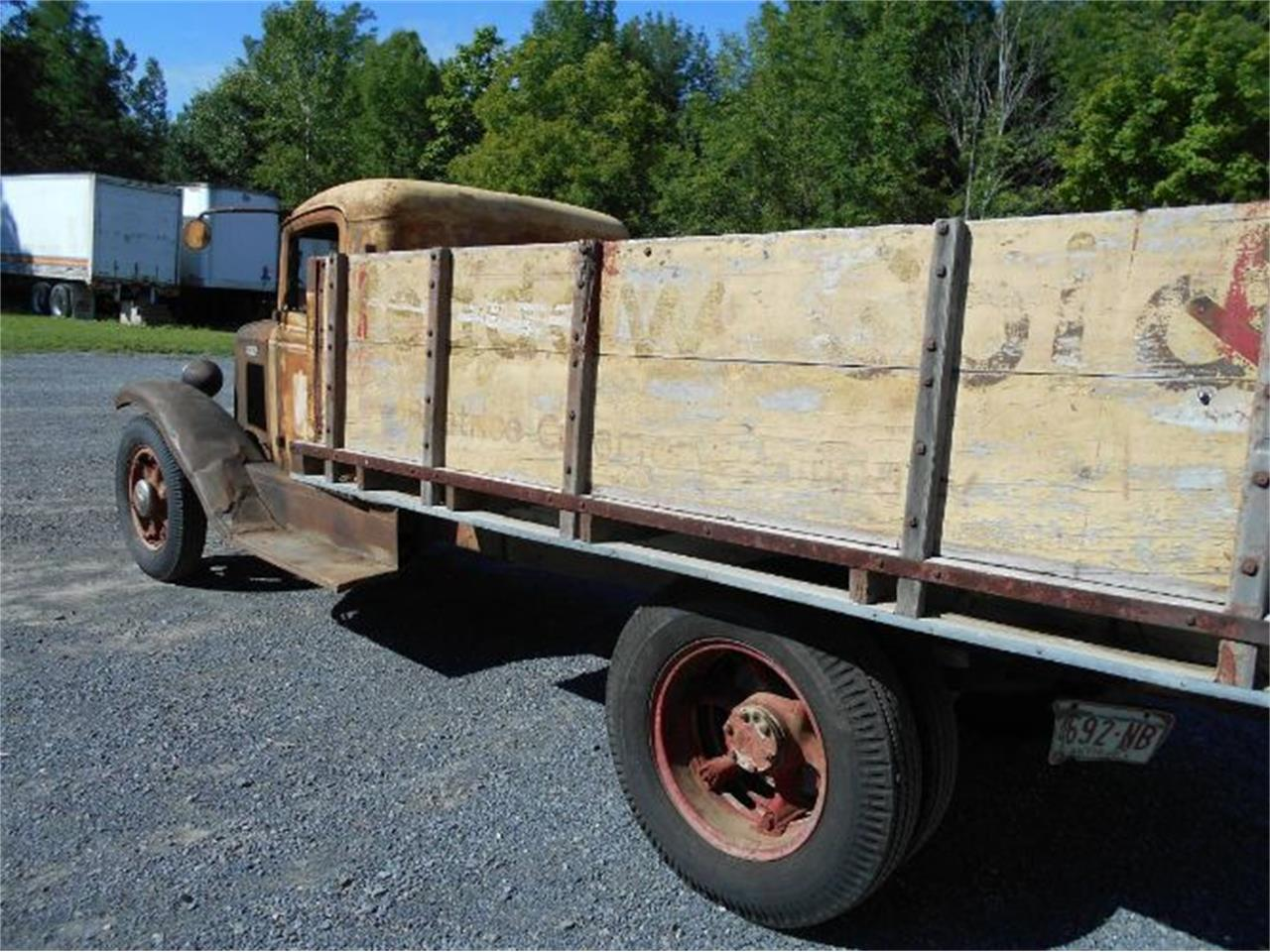 1936 International Pickup for sale in Cadillac, MI – photo 16