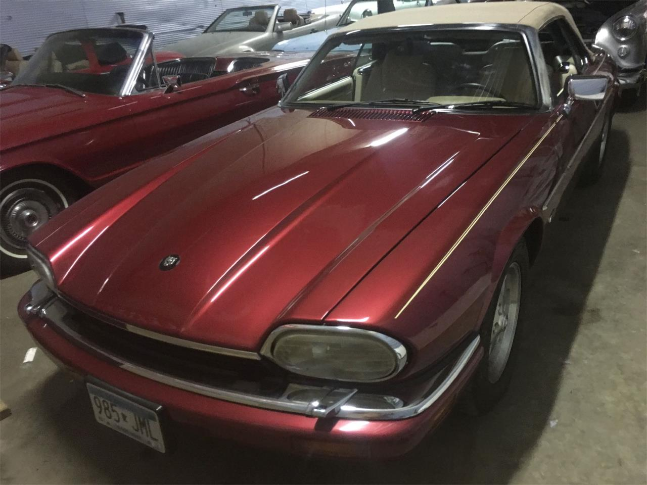 1995 Jaguar XJS for sale in Annandale, MN – photo 39