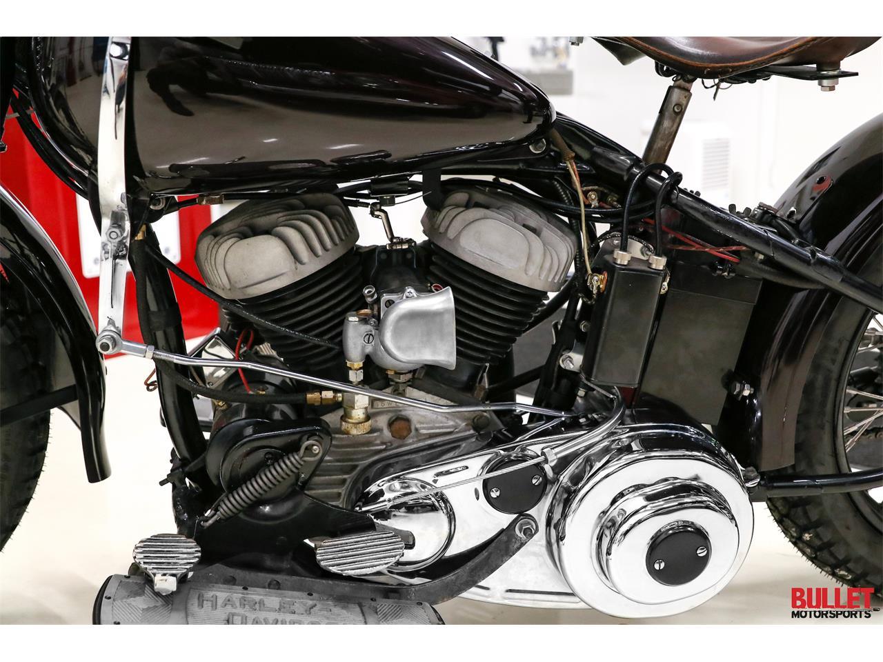 1946 Harley-Davidson Motorcycle for sale in Fort Lauderdale, FL – photo 21