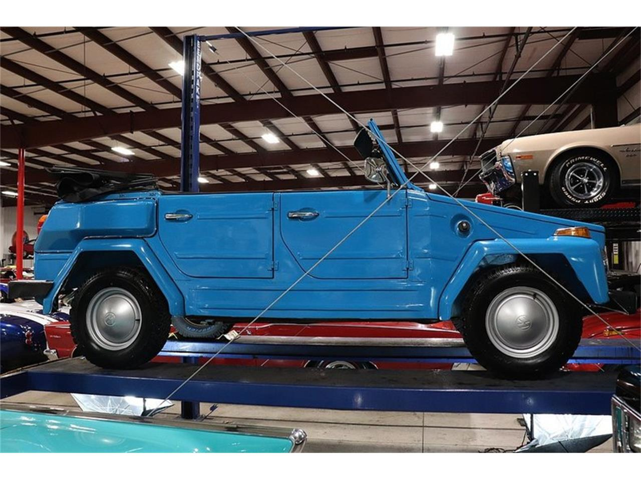 1973 Volkswagen Thing for sale in Kentwood, MI – photo 78