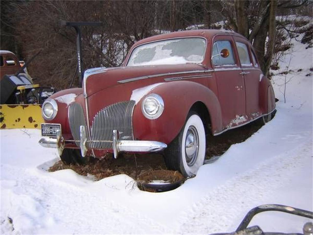1939 Lincoln Zephyr for sale in Cadillac, MI – photo 6