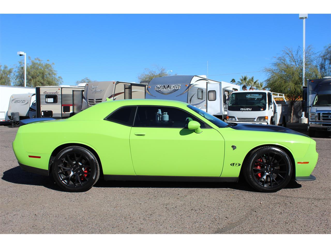 dodge hellcat for sale az 2015 Dodge Challenger for sale in Scottsdale, AZ