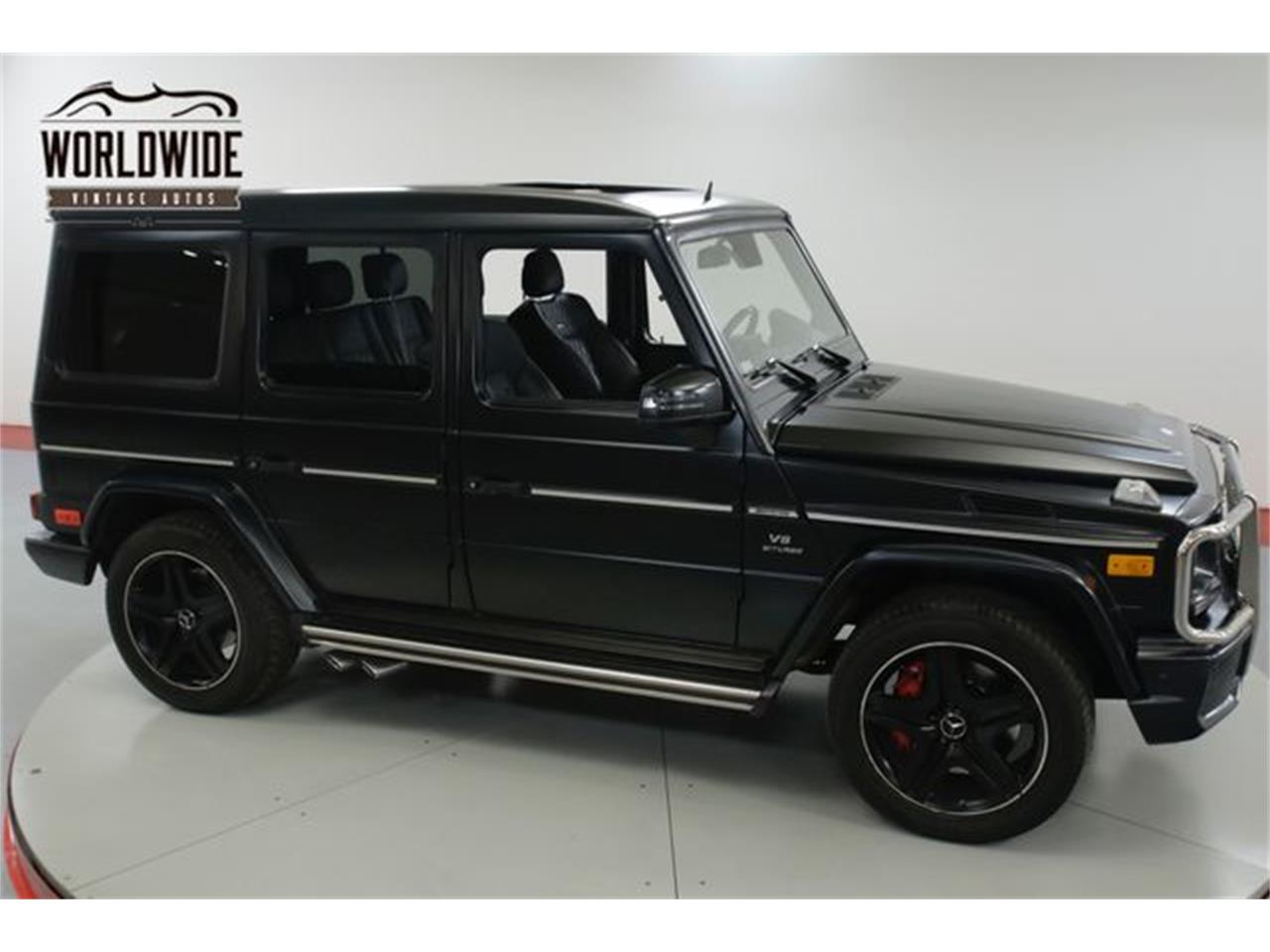 2014 Mercedes-Benz G63 for sale in Denver , CO – photo 15