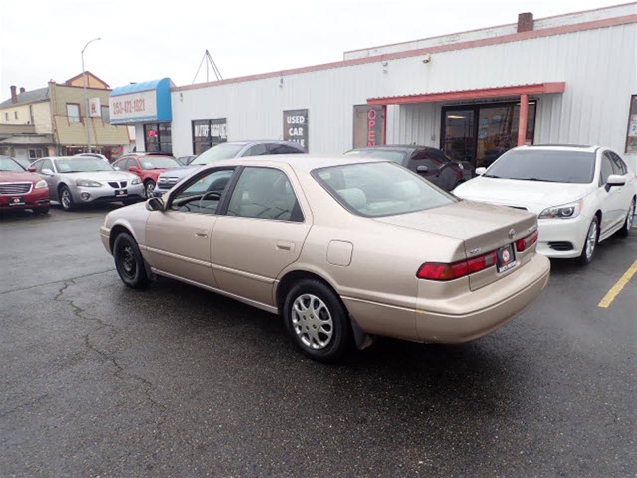 1999 Toyota Camry for sale in Tacoma, WA – photo 3