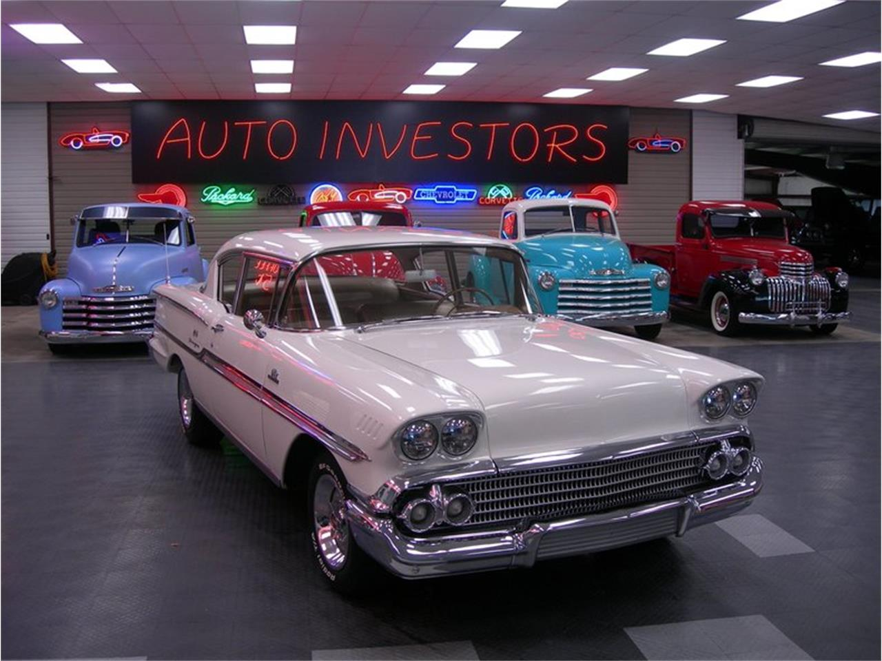 1958 Chevrolet Biscayne for sale in Dothan, AL – photo 4