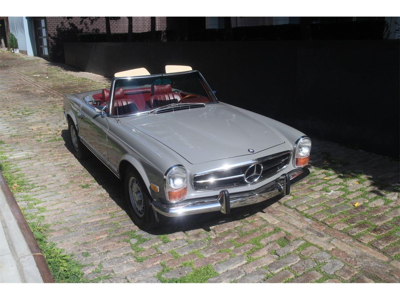 1971 Mercedes-Benz 280SL for sale in NEW YORK, NY