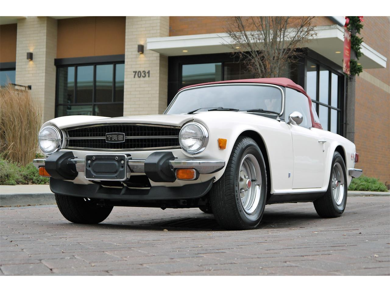 1976 Triumph TR6 for sale in Brentwood, TN – photo 55