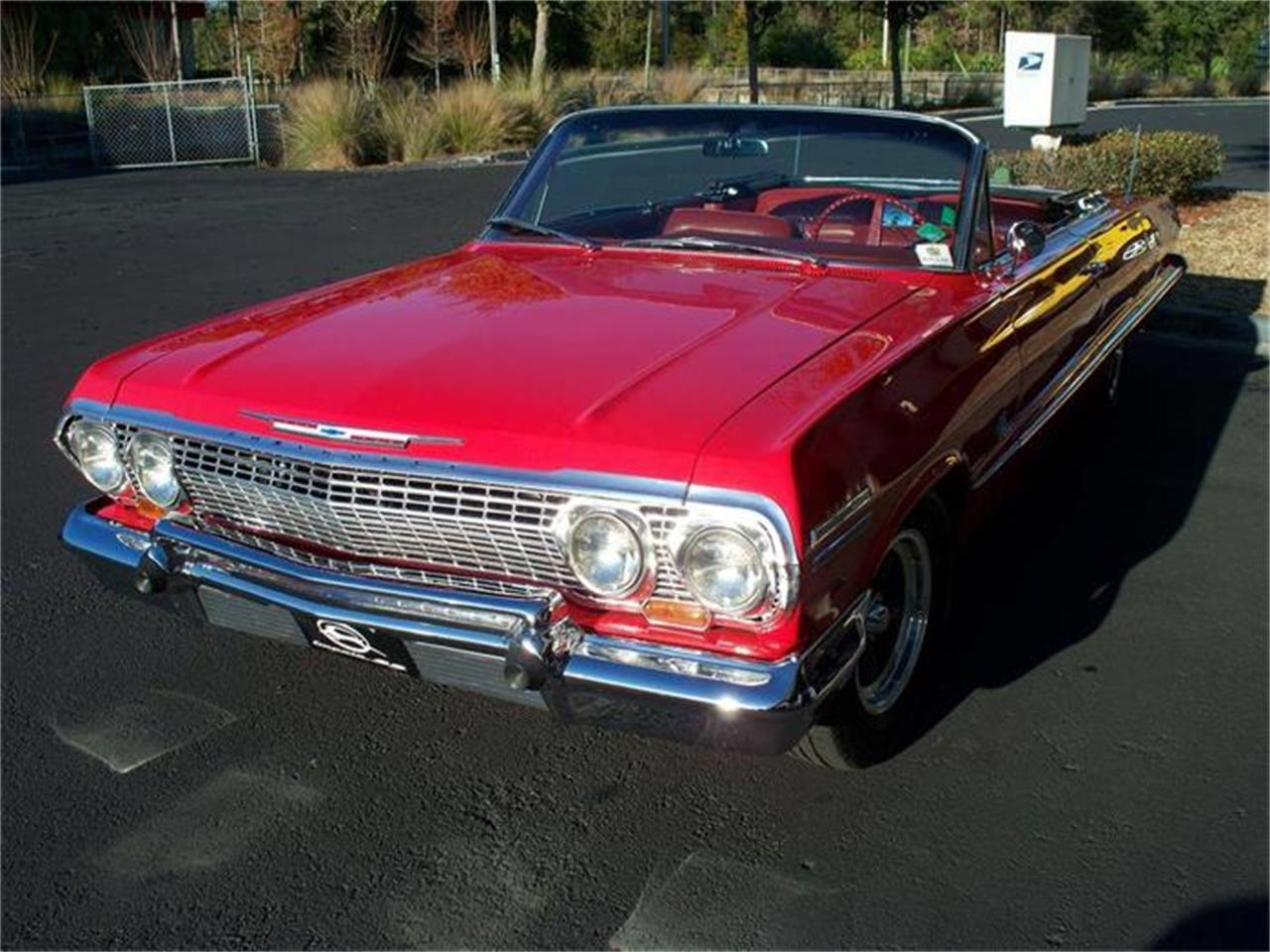 1963 Chevrolet Impala SS for sale in Ponte Verda Beach, FL