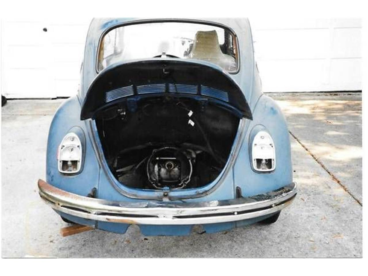 1972 Volkswagen Super Beetle for sale in Cadillac, MI – photo 16