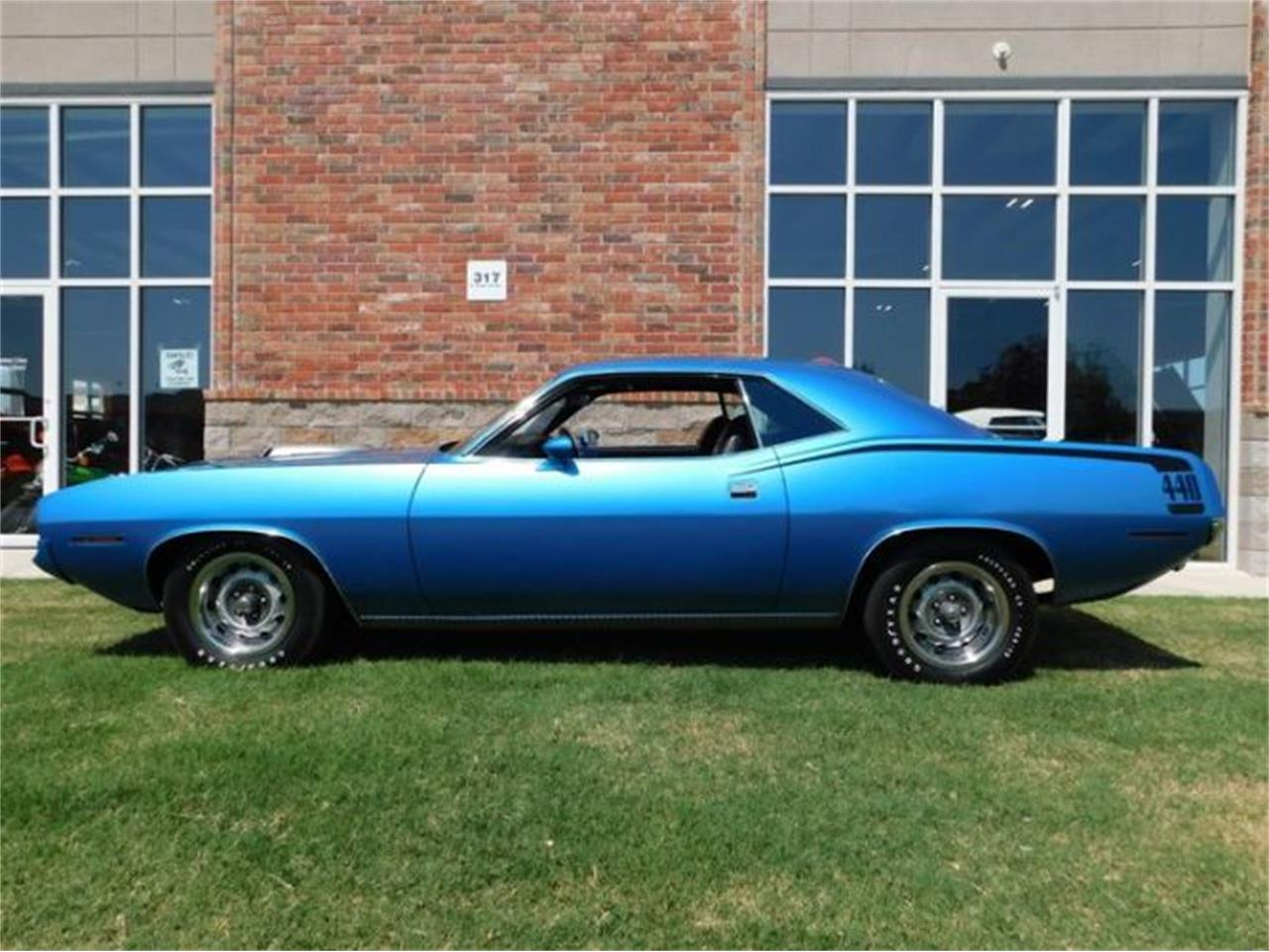 1970 Plymouth Barracuda for sale in Cadillac, MI – photo 2