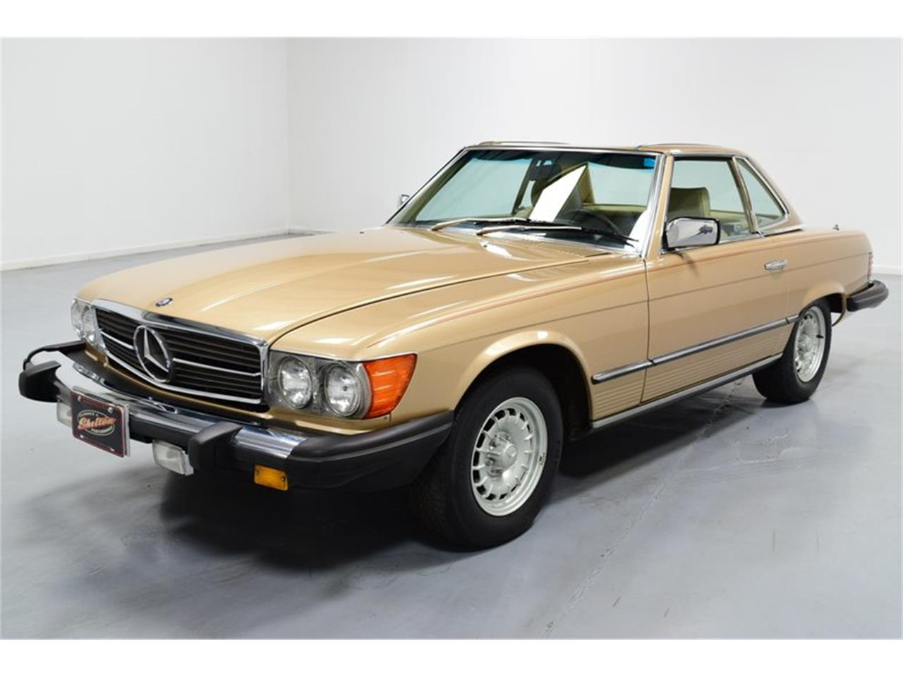 1983 Mercedes-Benz 380 for sale in Mooresville, NC – photo 2