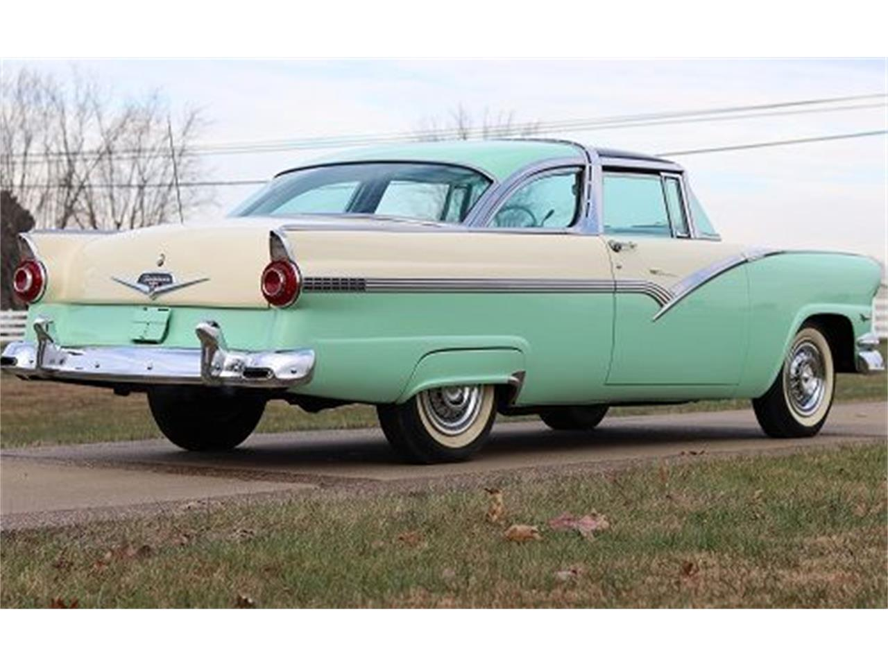 1956 Ford Crown Victoria for sale in Cadillac, MI – photo 9