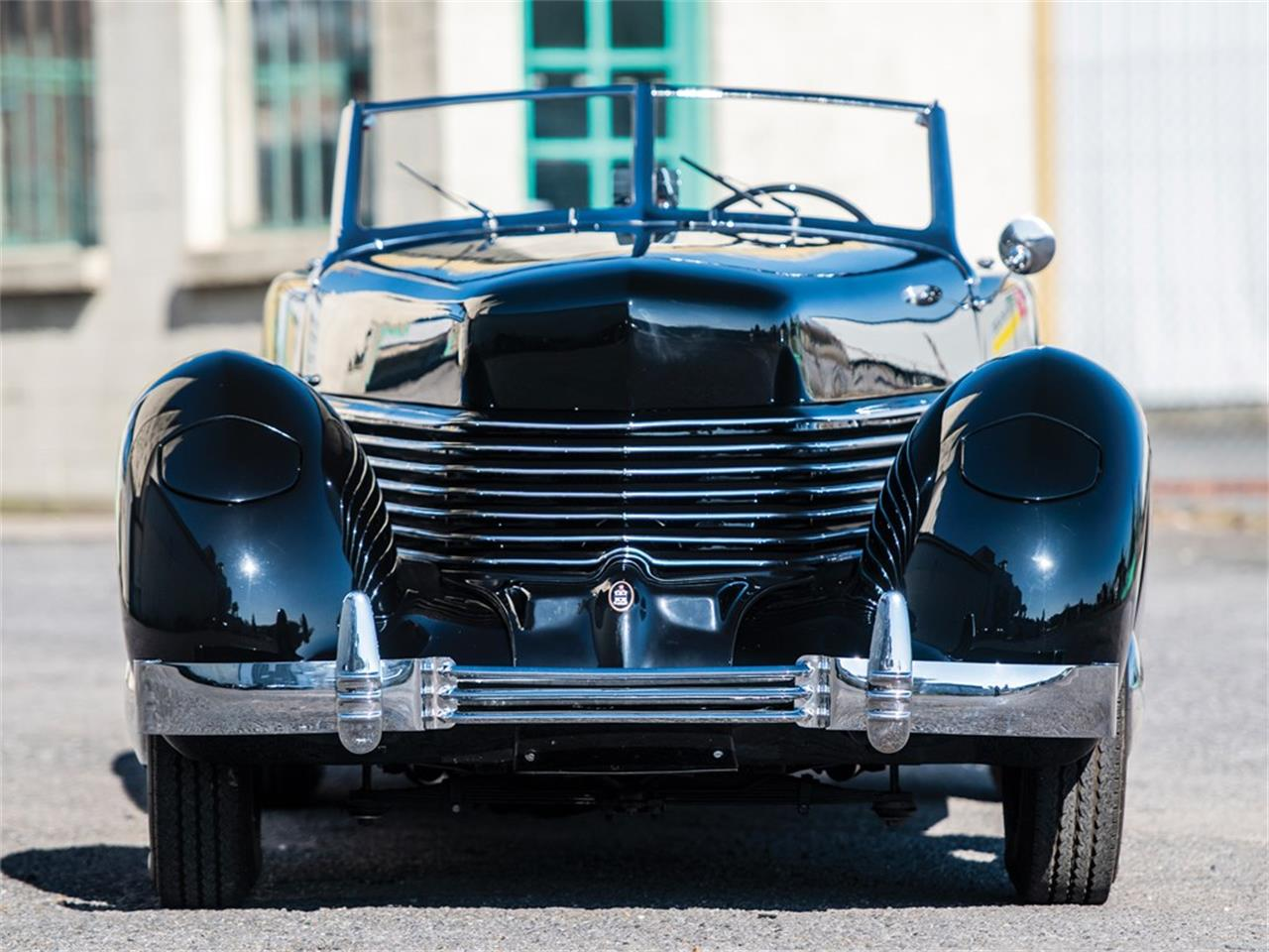 1936 Cord Phaeton for sale in Essen, Other – photo 8