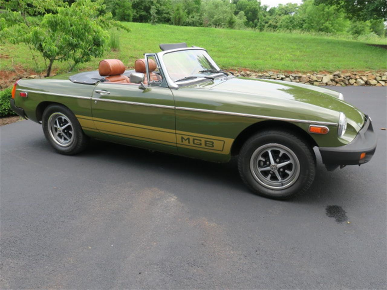 1975 MG MGB for sale in Leesburg, VA