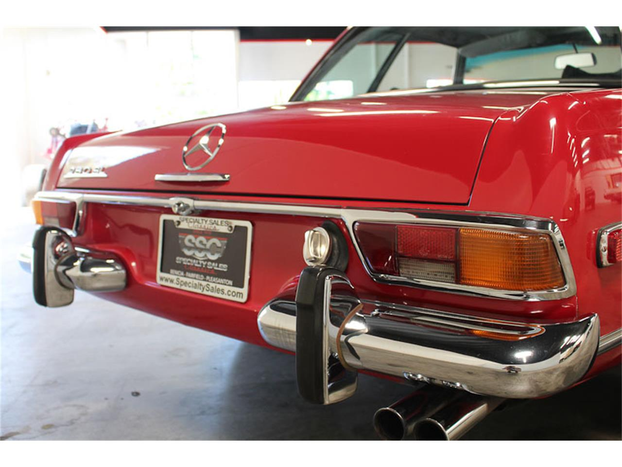 1970 Mercedes-Benz 280SL for sale in Fairfield, CA – photo 37