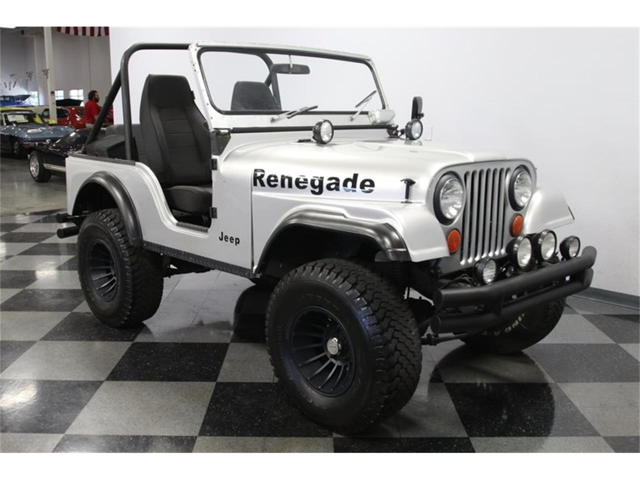 1971 Jeep CJ5 for sale in Concord, NC – photo 16