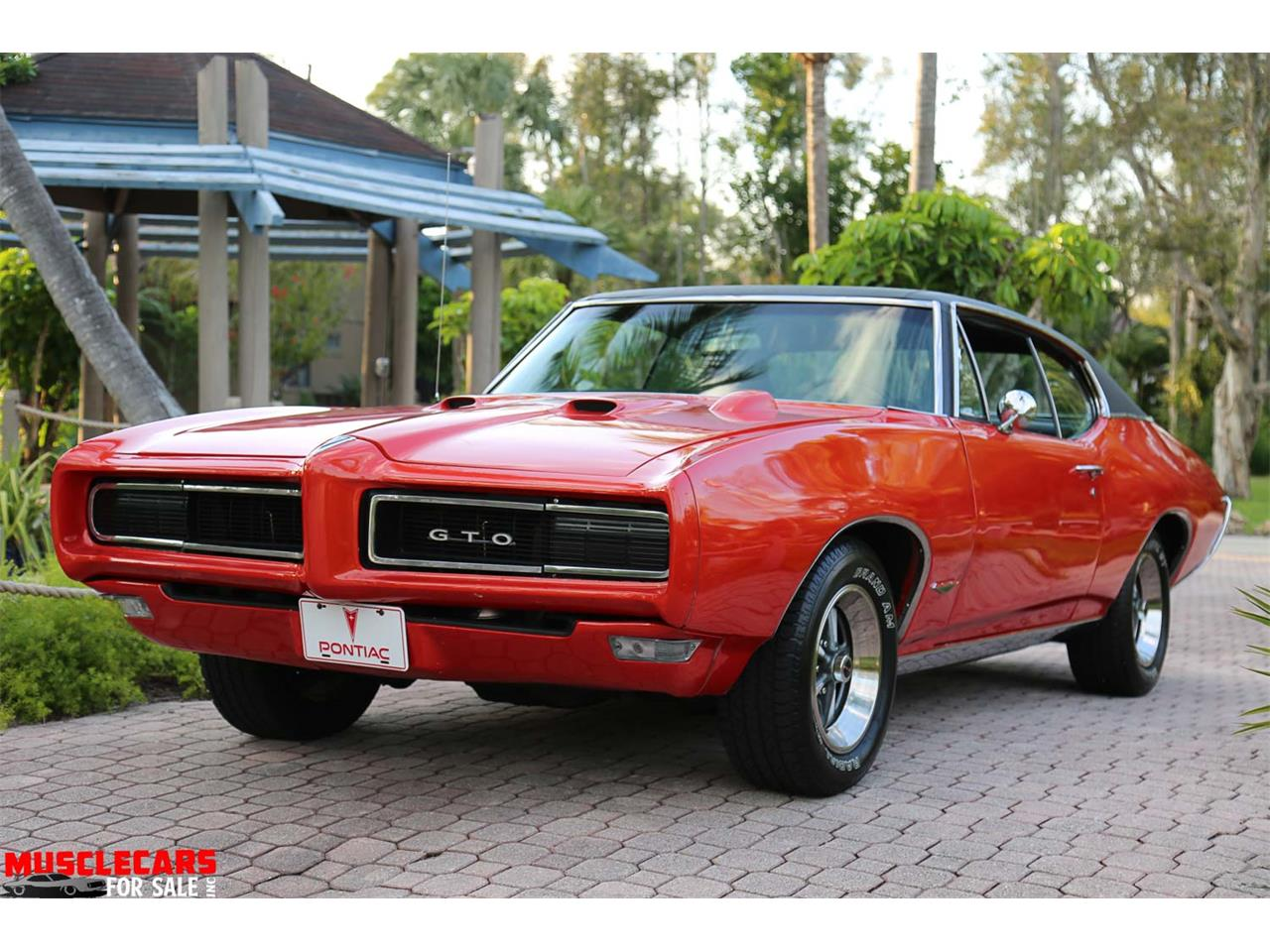 1968 Pontiac GTO for sale in Fort Myers, FL – photo 86