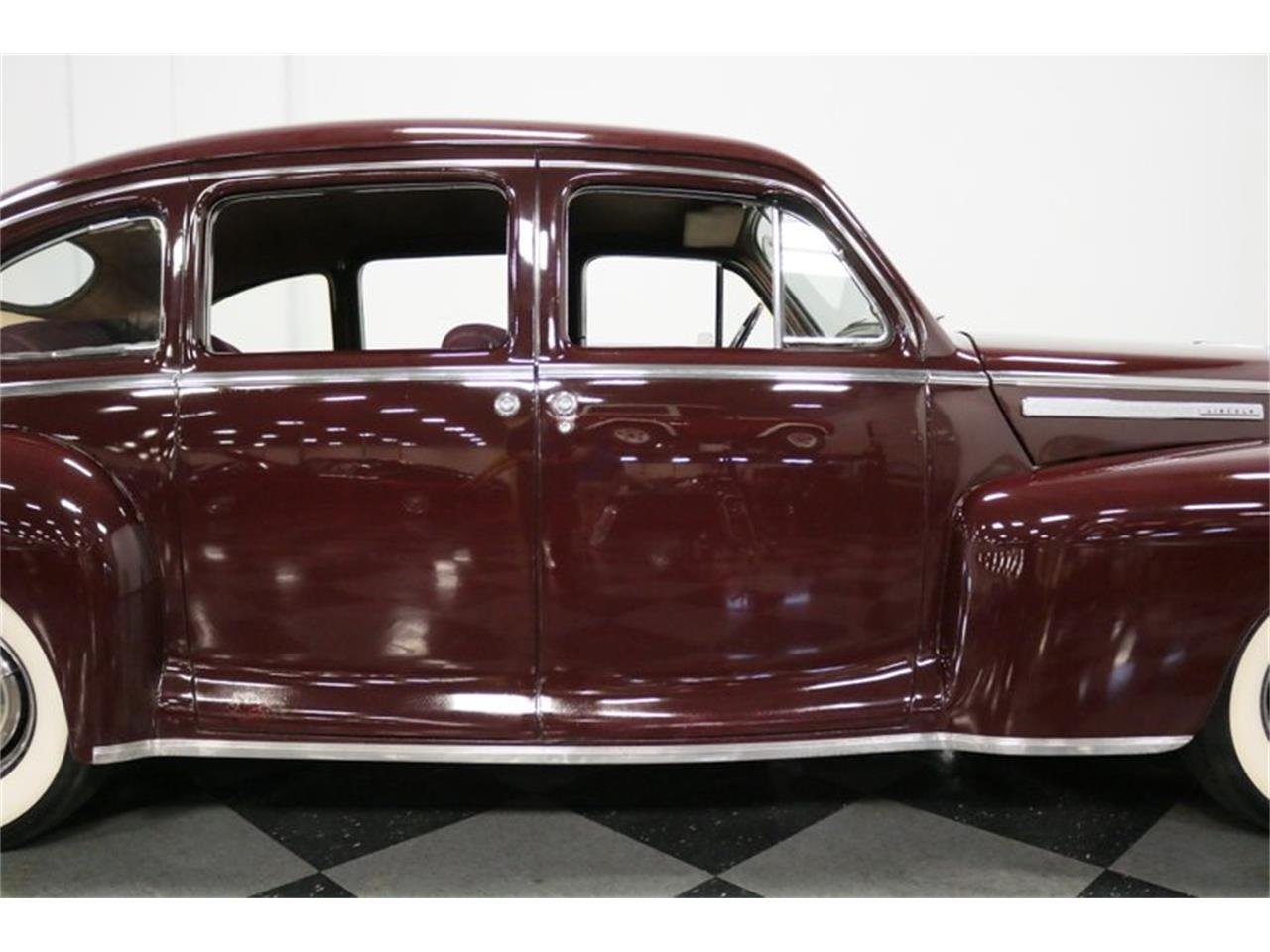 1946 Lincoln Zephyr for sale in Ft Worth, TX – photo 36
