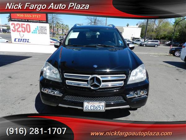 2010 MERCEDES-BENZ GL450 $3800 DOWN $195 PER MONTH(OAC)100%APPROVAL YO for sale in Sacramento , CA – photo 8