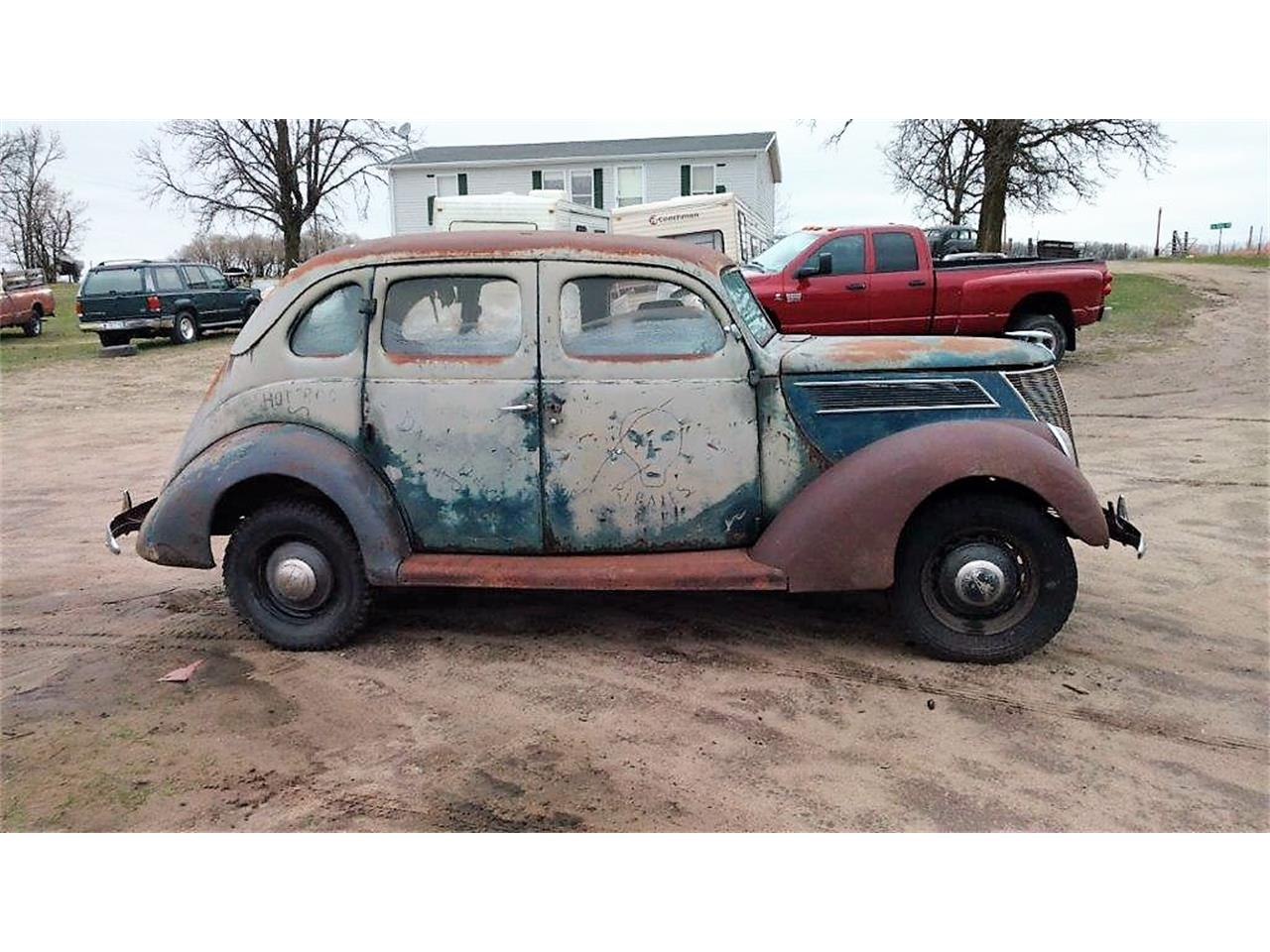 1937 Ford 4-Dr Sedan for sale in Parkers Prairie, MN – photo 4