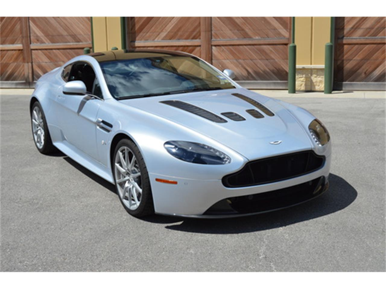 2015 Aston Martin Vantage For Sale In San Antonio Tx Classiccarsbay Com