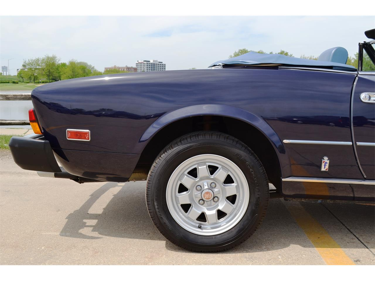 1981 Fiat Spider for sale in Barrington, IL – photo 16