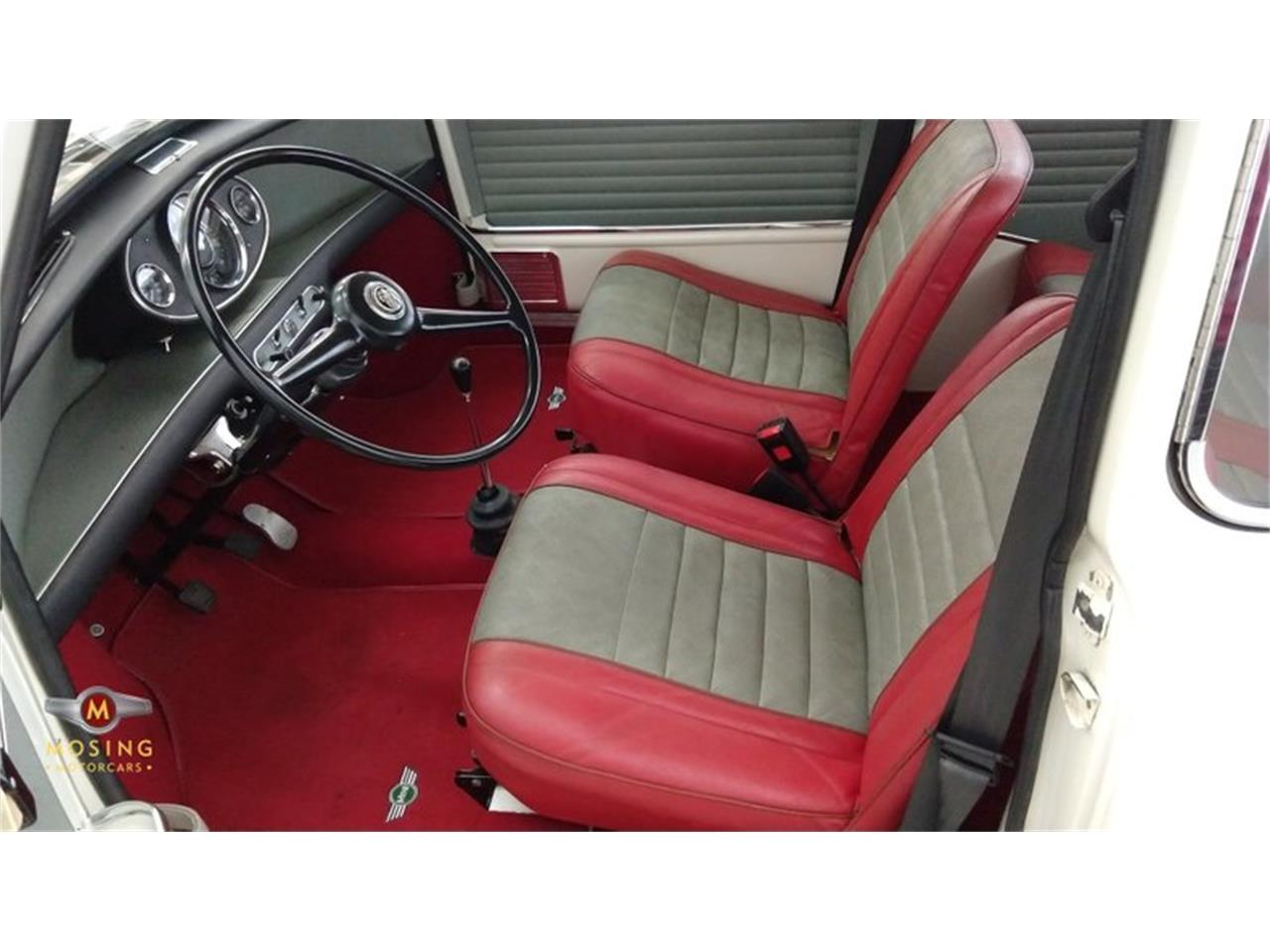 1967 Austin Mini Cooper S for sale in Austin, TX – photo 28
