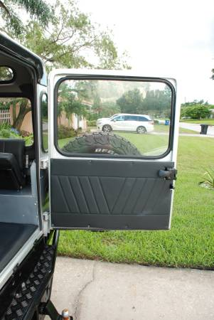 1990 Land Rover Defender 90 for sale in SAINT PETERSBURG, FL – photo 10