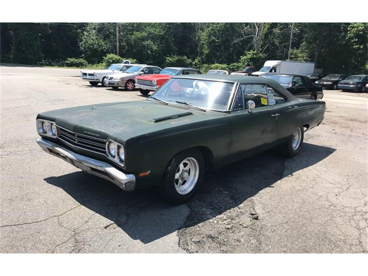 1969 Plymouth Road Runner for sale in Westford, MA – photo 15