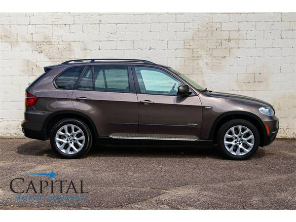 BMW 7-Passenger X5 w/Navigation! Gorgeous Color & Priced Under $15k! for sale in Eau Claire, MN – photo 4