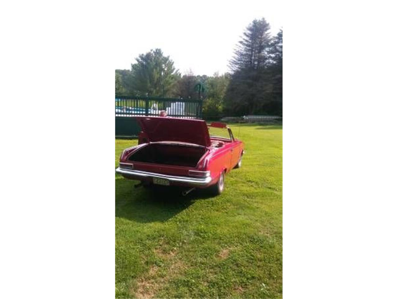 1963 Plymouth Valiant for sale in Cadillac, MI – photo 8