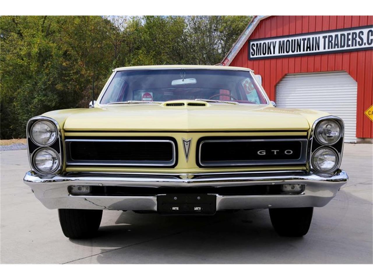 1965 Pontiac GTO for sale in Lenoir City, TN