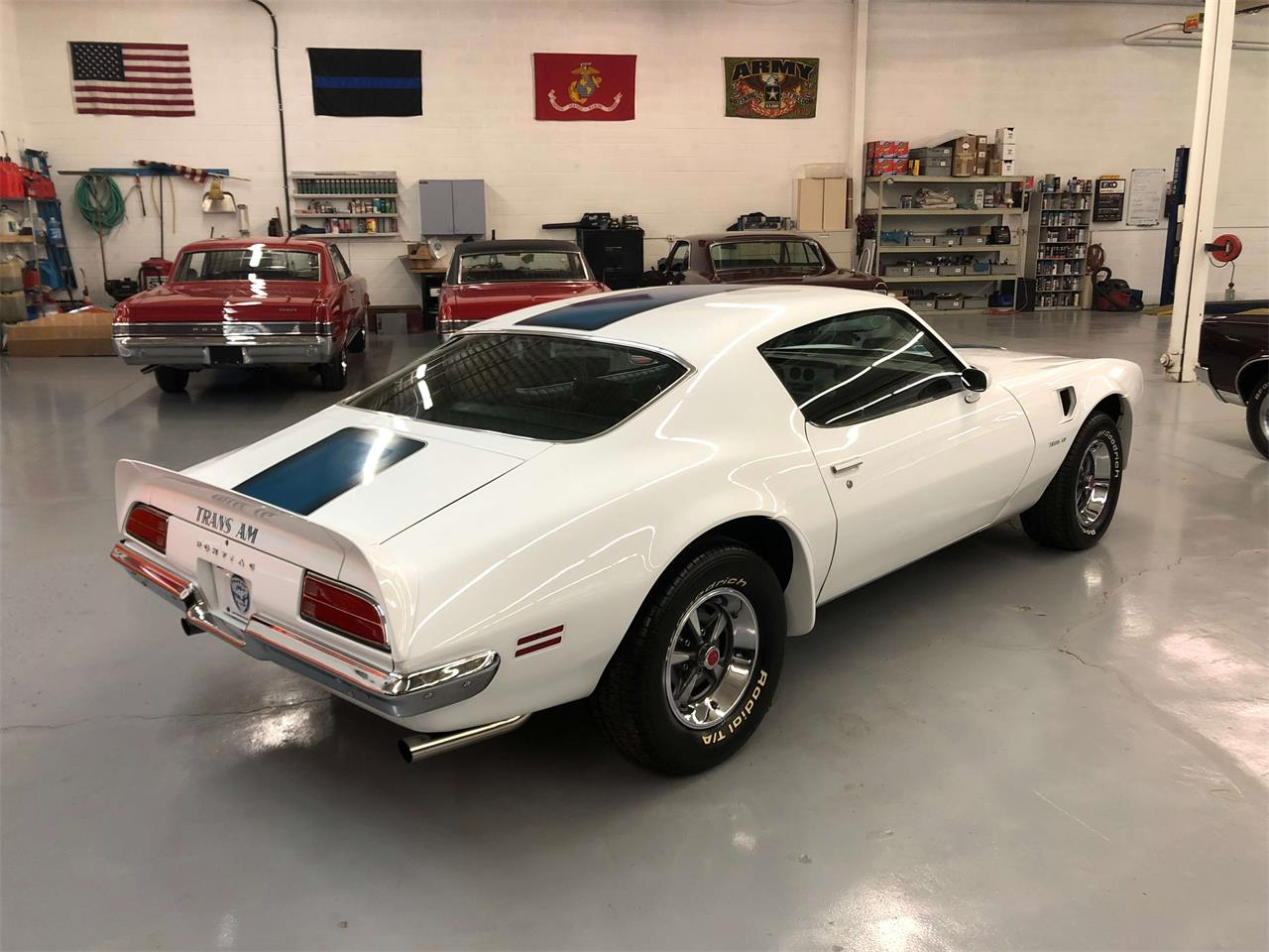 1970 Pontiac Firebird Trans Am for sale in North Royalton, OH – photo 15
