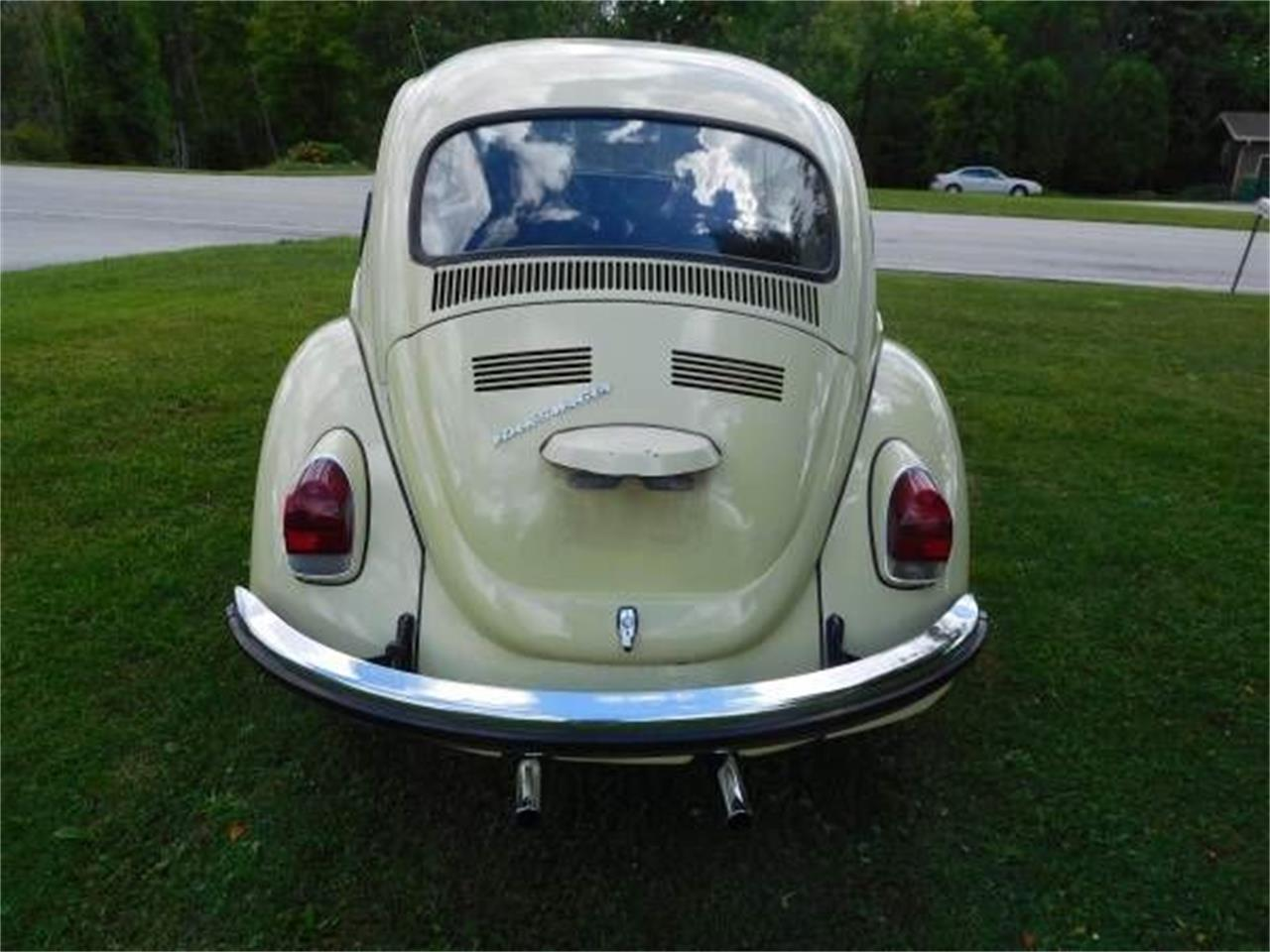 1971 Volkswagen Super Beetle for sale in Cadillac, MI – photo 2