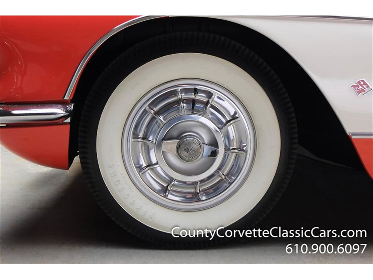 1958 Chevrolet Corvette for sale in West Chester, PA – photo 19